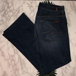 7 for All Mankind Men's Brett jeans